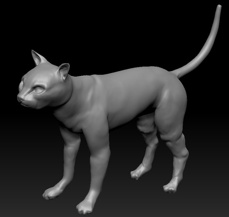 ZBrush_cat