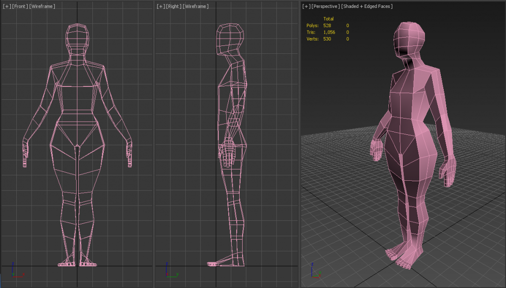 ZBrush_female_base_mesh